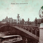 parijsmijnstad - Pont Alexandre III - 1909