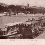 parijsmijnstad - Pont des Arts - 1910