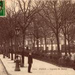 parijsmijnstad - Square Bercy - 1913
