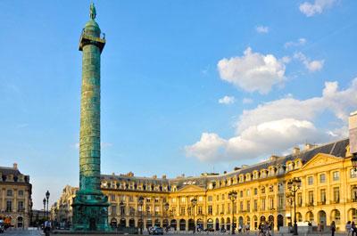 parijsmijnstad - Place Vendôme Parijs