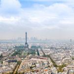 uitzicht Tour Montpernasse Parijs