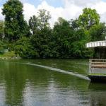 Bois de Boulogne Parijs
