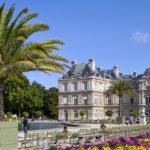 Jardin Luxembourg Parijs