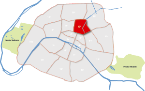 10e arrondissement Parijs