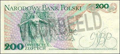 parijsmijnstad - Zloty biljet