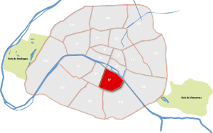 5e arrondissement Parijs