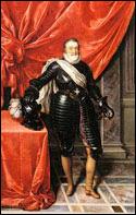 parijsmijnstad - Hendrik IV
