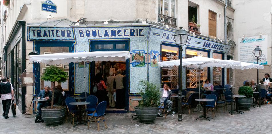 Marais Parijs