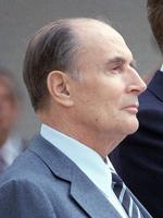 ex-president Mitterand