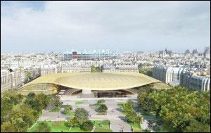 Les Halles Parijs