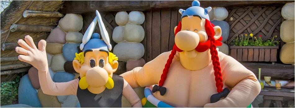 Parc Asterix Parijs