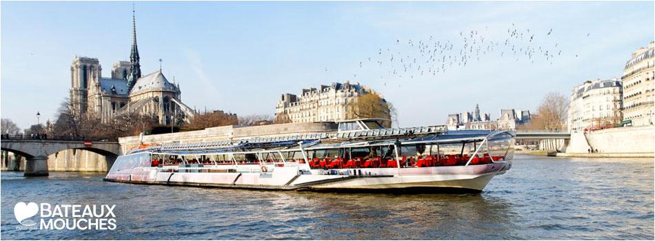 Bateaux Mouches Parijs