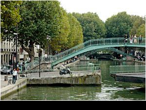 parijsmijnstad - Canal St.-Martin