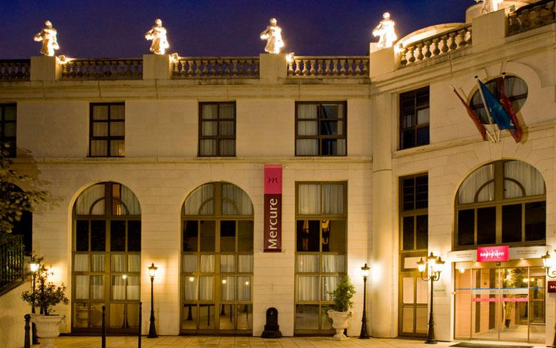 hotel Gobelins Place d'Italie Parijs