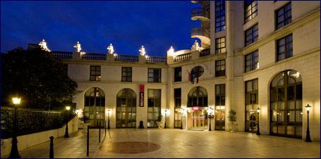 Hotel in Parijs - parijsmijnstad