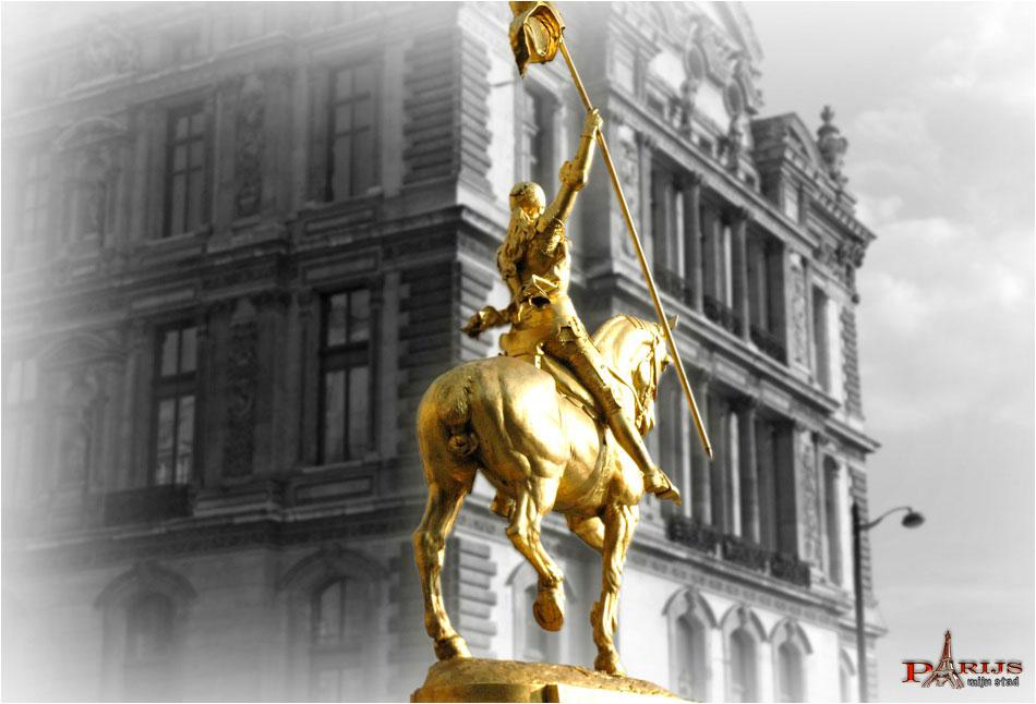 Jeanne d'Arc Parijs