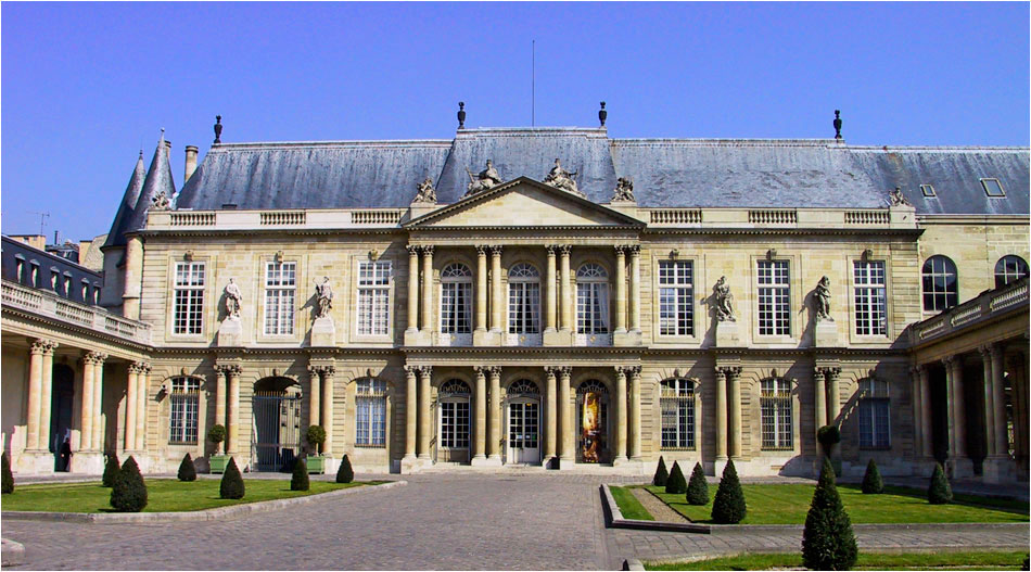 Archive National Parijs