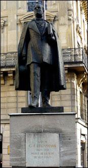 Baron Haussmann Parijs