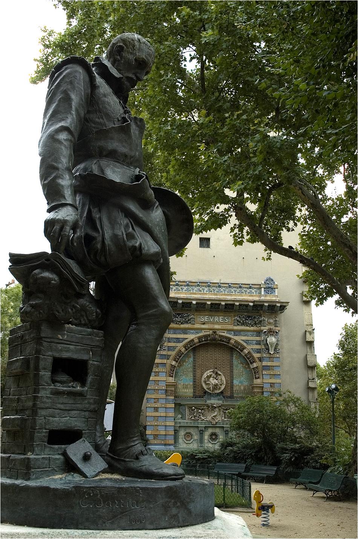 Bernard Pallisy Parijs