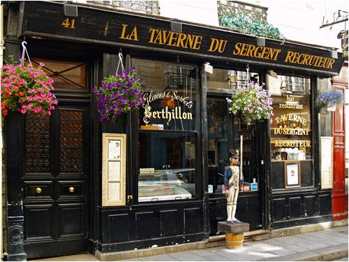 Berthillon Parijs