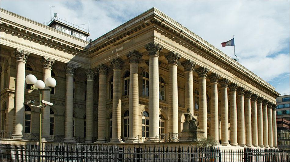 Bourse Parijs