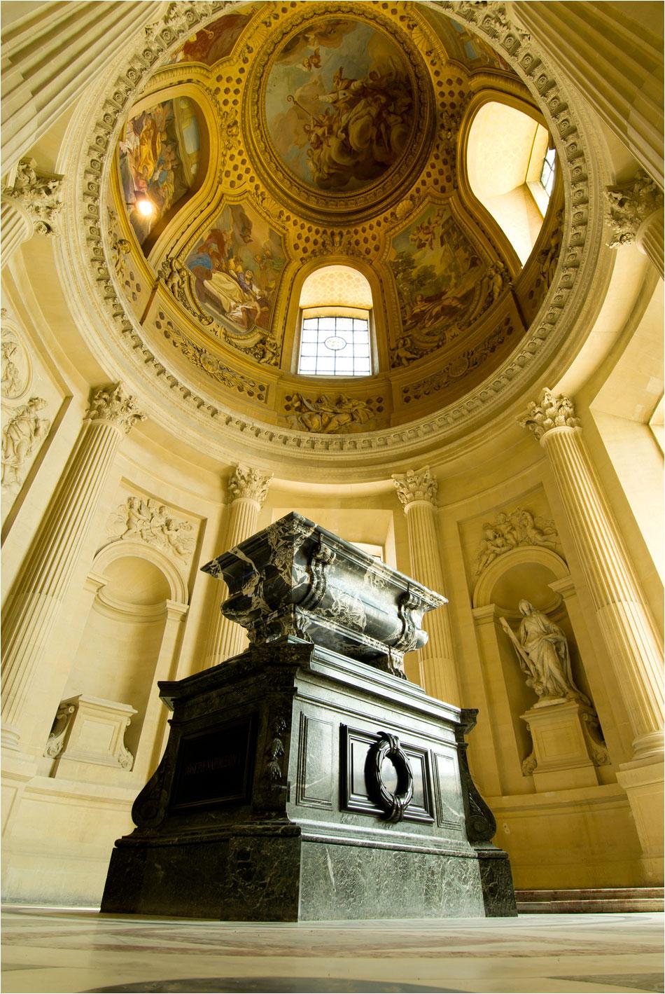 Dome des Invalides Parijs