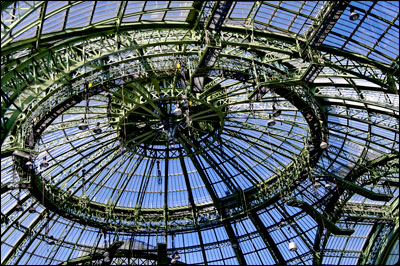 parijsmijnstad - Grand Palais Parijs
