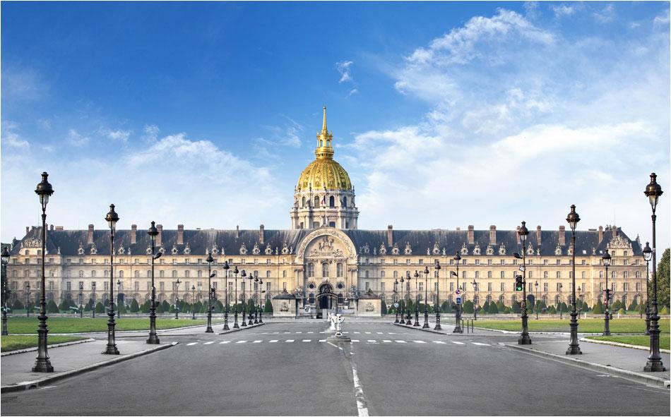 Hotel des Invalides Parijs