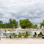 Jardin Tuileries Parijs