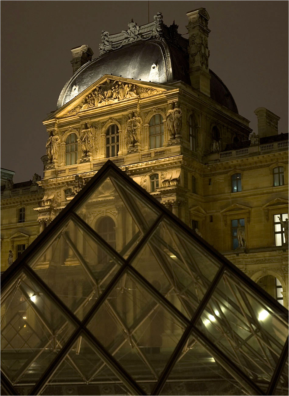 Louvre Parijs