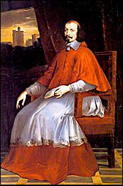 Kardinaal Mazarin Parijs