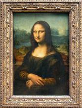 parijsmijnstad - Mona Lisa Louvre