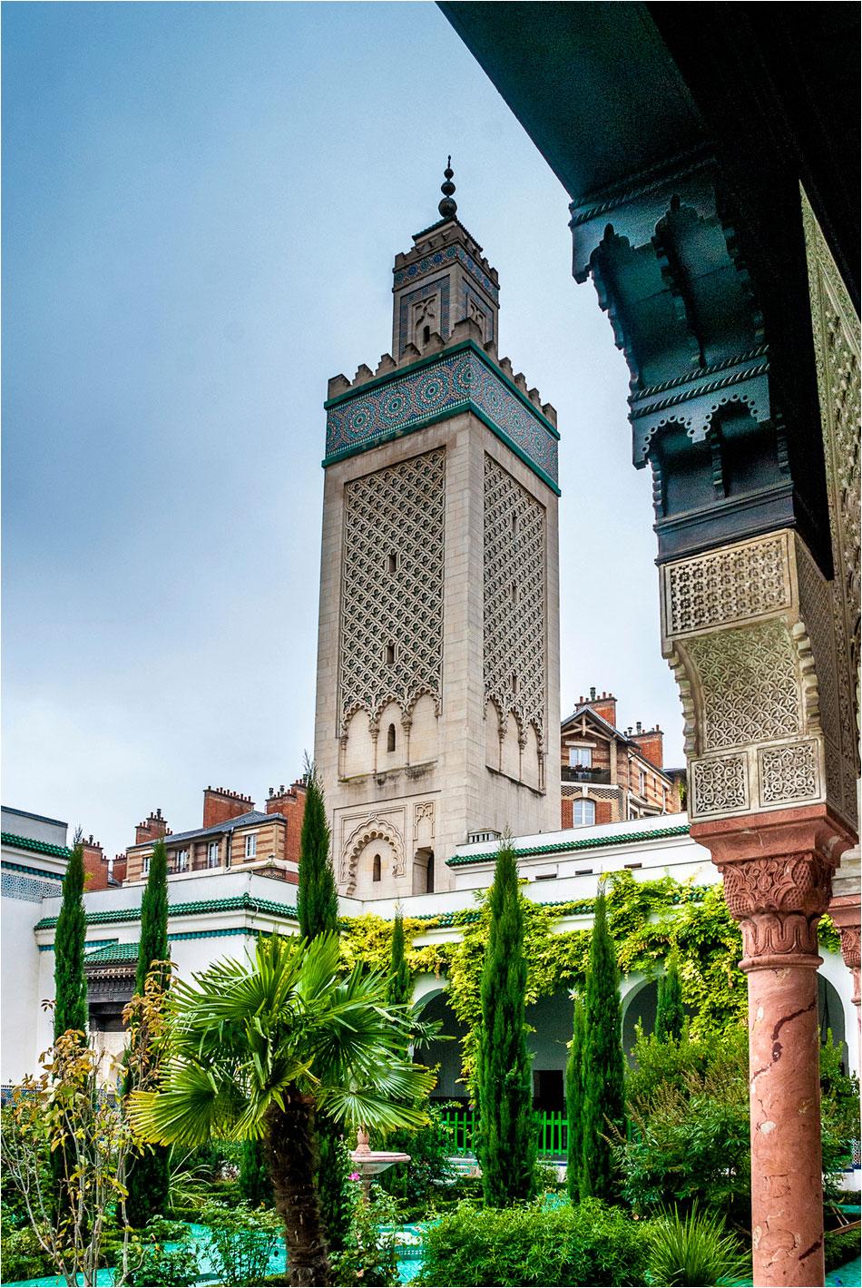 Moskee van parijs