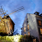 Moulin Radet Montmartre Parijs