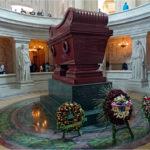 Dome des Invalides Napoleon Parijs
