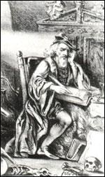 Nicolas Flamel Parijs