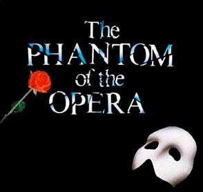 parijsmijnstad - The Phantom of the Opera