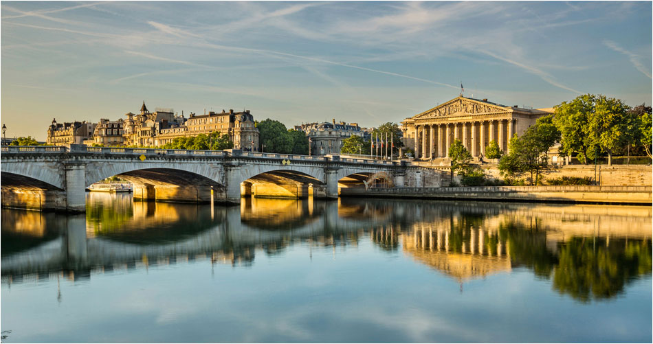 Palais Bourbon Parijs