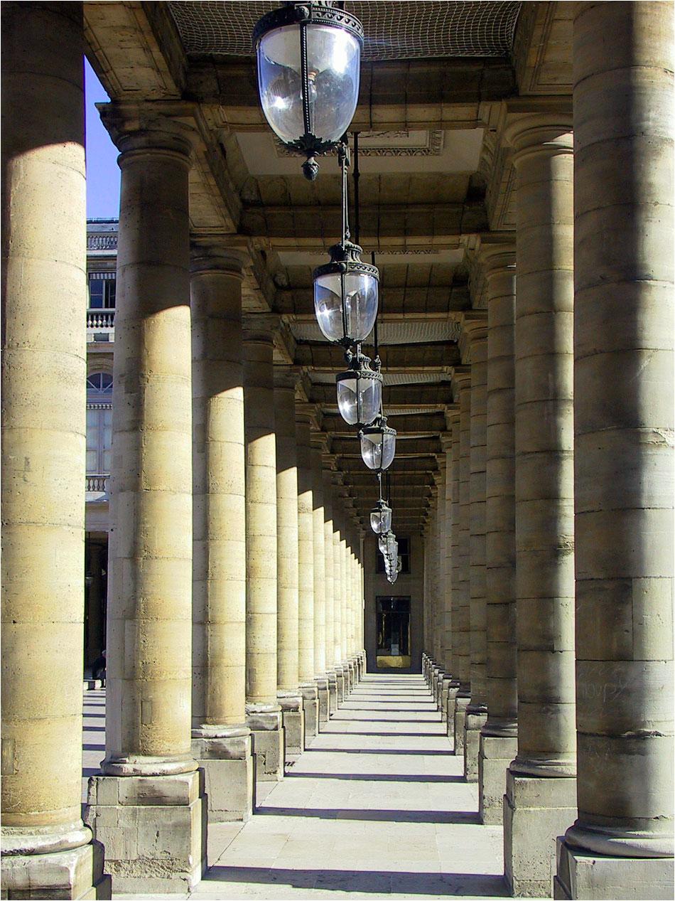Palais Royale Parijs