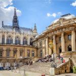 Palais Justice Parijs