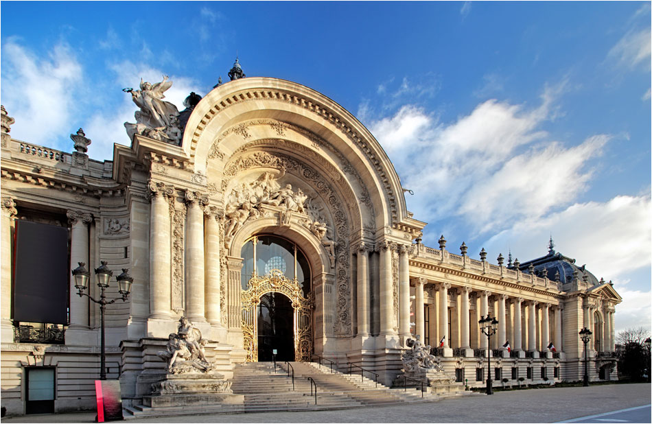 Petit Palais Parijs