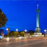Place Bastille Parijs