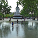 Place Republique Parijs