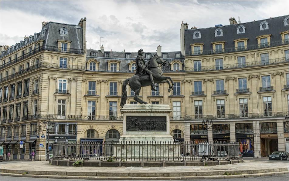 Place-des-Victoires Parijs