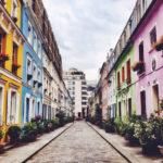 Rue Cremieux Parijs