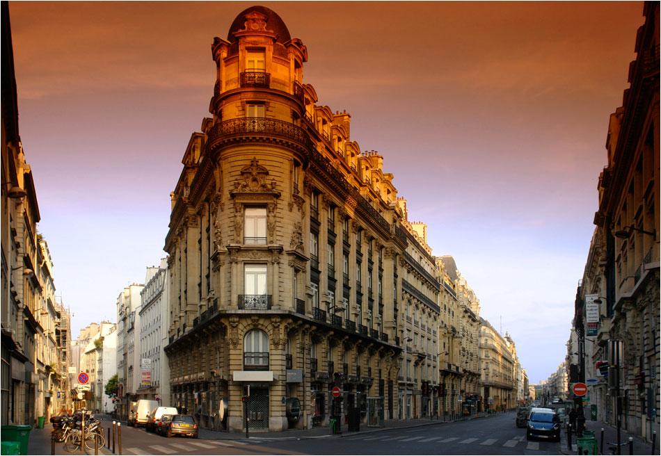 Rue Reaumur Parijs