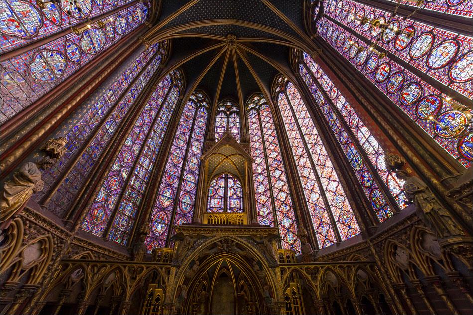 St.-Chapelle Parijs