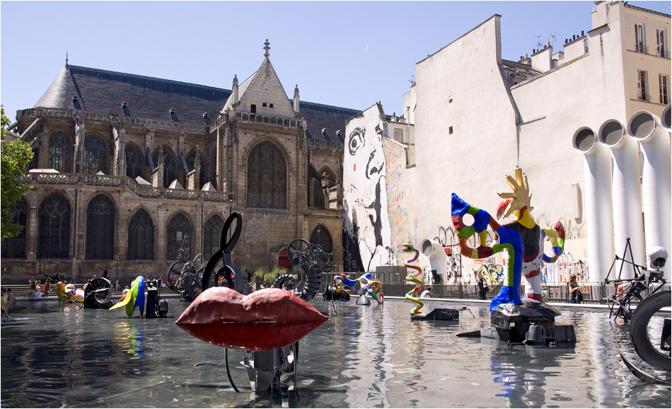 St.-Merri Parijs