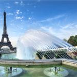 Trocadero Parijs