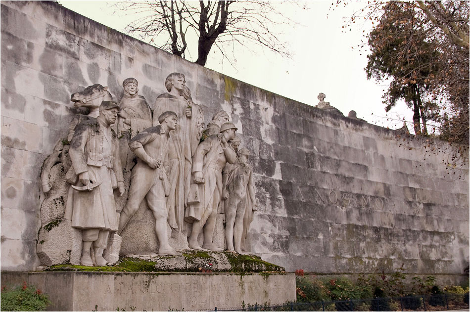 Begraafplaats Passy Parijs
